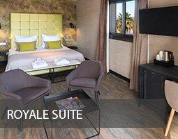 Van der Valk St. Aygulf Royale Suite