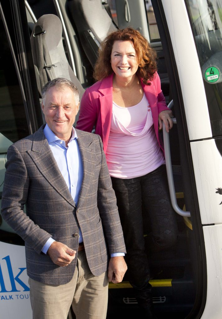 Martin van der Valk Jeanette Hagoort Van der Valk Tours