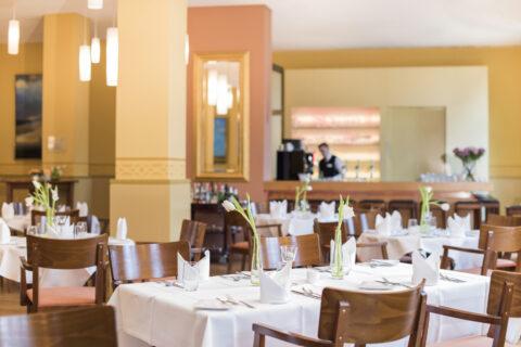 Hotel Collegium Leoninum Bonn restaurant