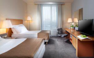 Holiday Inn Praag kamer